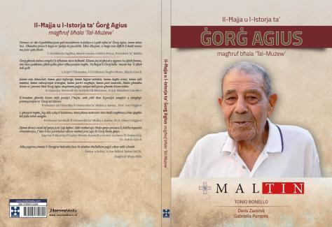Cover Ġorġ AGIUS